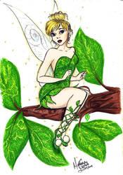 A Tinker Fairy! by marianagarciagr
