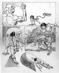 Conan, pg 5 by marcgosselin