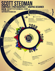 Resume Infographic- 2012 by powerpointer