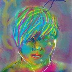 Self Portrait by xanderJake