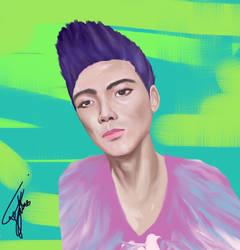 Cool Kid by xanderJake