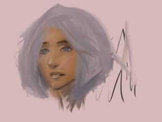 Sketchy sketch by xanderJake