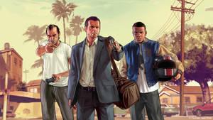 Grand Theft Auto 5 by ThomasJakeRoss