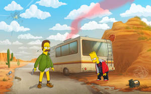 Breaking bad - The simpsons by ThomasJakeRoss