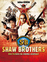 Shaw Brothers, french book cover 1 by bandini