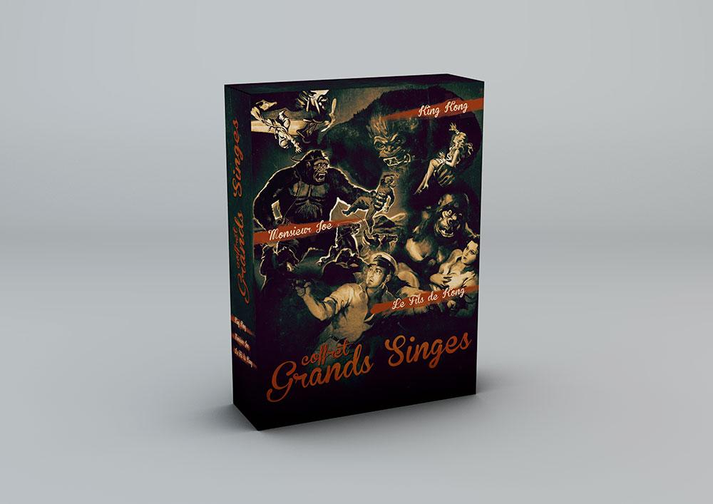 Coffret Grands Singes by bandini