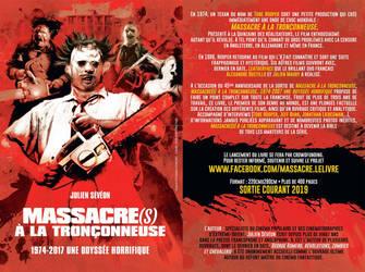 Flyer Massacres a la tronconneuse by bandini