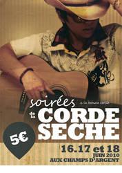 La corde seche - flyer by nicosaure