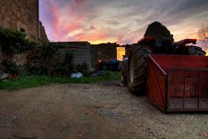 Sunset Hdr by Skevlar