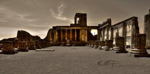 Scavi di Pompei 7 by Skevlar
