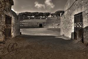 Scavi di Pompei 11 by Skevlar