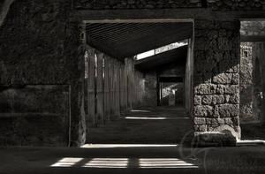Scavi di Pompei 12 by Skevlar