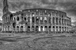 Can you see the gladiators? by Skevlar