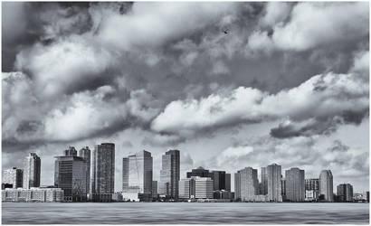 Urban Landscape by Skevlar