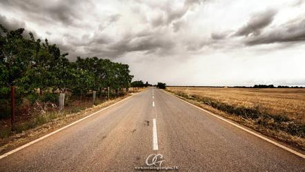 The road by Skevlar