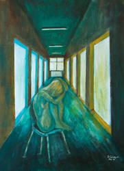 In the asylum by rollarius55