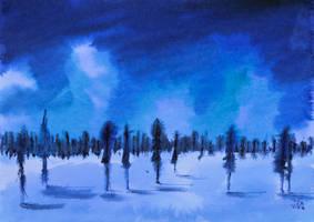 Ice world by rollarius55