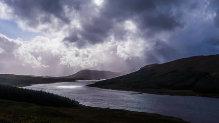 Loch Cluanie by rollarius55