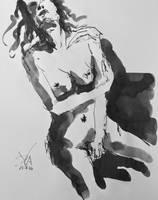 Lonely pleasure by rollarius55