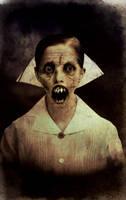 Enfermera - Nurse by demitrybelmont