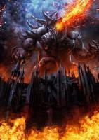 Diablo muerte by demitrybelmont