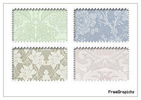 Damask Pack Pattern by Kihaad