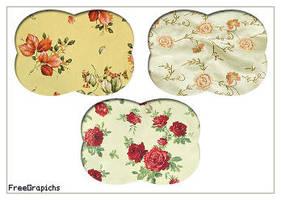 Flower Pattern Pack 3 by Kihaad