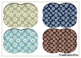 Flower Pattern 11-1 by Kihaad