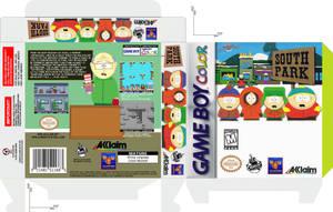 South Park GBC box by Nicholasquick3000 on DeviantArt