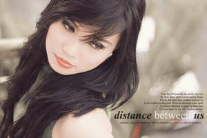 Distance between us by bwaworga