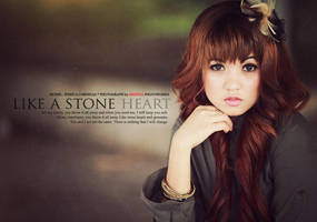 like a stone heart by bwaworga
