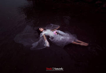 The Black Water by bwaworga