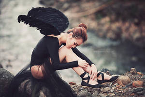 black swan v.1 by bwaworga