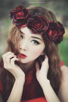 Wild Rose by bwaworga