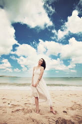Ocean and Sky by bwaworga