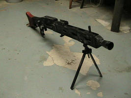 MG-42 prop by PanzerForge