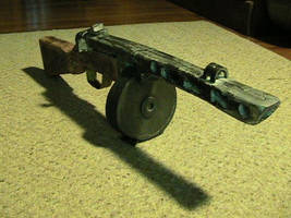 Pps-h prop by PanzerForge
