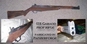 M1 Garand Prop by PanzerForge