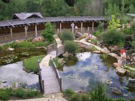 Japanese Garden by PanzerForge