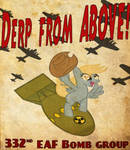 Derp from Above! by PanzerForge