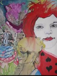 alice in wonderland by zeGr0