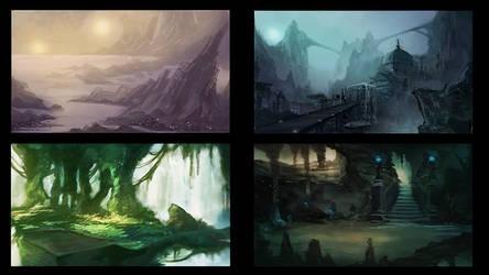 . World thumbnails . by FionaHsieh