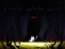 Little White Wolf... by FionaHsieh
