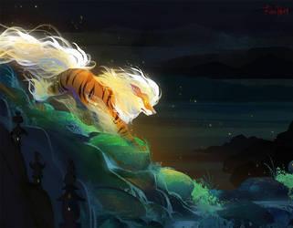 Arcanine by FionaHsieh