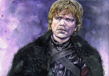 Game of throne Tyrion Lannister by comeonovercn