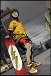 Skater Boy by SaintAsh