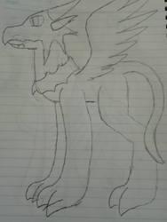 My Digimon OC by AldoAlucard07