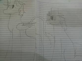 MobileLegends Ponies: Past and Present by AldoAlucard07