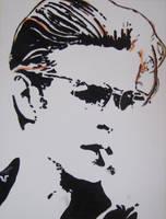 David Bowie by Mazzi294