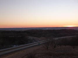 Loess Hills Scenic Overlook by WxKnowltey